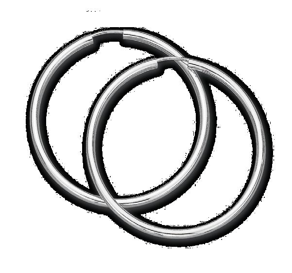 Creolen aus 925er Sterling Silber 7507ba92bd