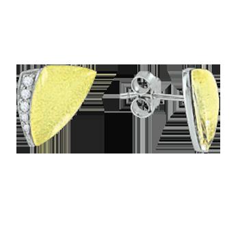 Ohrstecker aus 925er Sterling Silber mit Zirkonia 172763c6e0